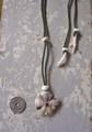 Bivalva Flower TOP Necklace