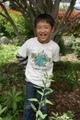 オーガニックTシャツ Save Mayan Juangle