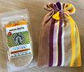 マヤ織り袋(アースカラー)入りマヤナッツギフト