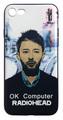 【Radiohead】レディオヘッド「OK Computer」iPhone7/ iPhone8 / iPhoneSE(第2世代)シリコン TPU ケース⭐️全国送料無料