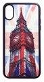 【Union Jack/ Big Ben】ユニオンジャック×ビックベン iPhoneX/ iPhoneXSハードケース