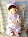 お着替え人形    (ピンク系)