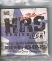 La Bella ラベラ HRS-MB 11-52 750円  Medium Blues  エレキギター弦
