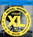 EXL125 DADDARIO ダダリオ 09-46   650円