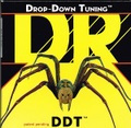 【真空パック】DDT10 DR Strings 10-46 Drop-Down Tuning Medium 850円