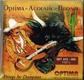 OPTIMA オプティマ 1727L 12-52 アコースティックギター弦 1200円