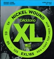EXL165 DADDARIO 45-105 LONG BASS弦  / ダダリオ  2100円