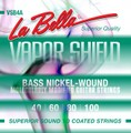 La Bella VSB4A 40-100 VAPOR SHIELD  ベース弦 4500円