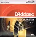 EXP12 DADDARIO ダダリオ 13-56 Medium 80/20 Bronze  1450円
