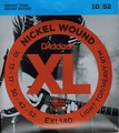 EXL140 530円(税込) D'Addario ダダリオ 10-52 XL Nickel Wound Extra Heavy