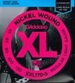 EXL170-5  D'Addario(ダダリオ)  45-130 LONG 5弦   2850円