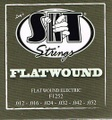 F1252 SIT Strings 12-52 Flat Wound Medium 1700円