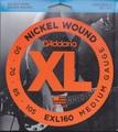 EXL160 DADDARIO 50-105 LONG BASS弦  / ダダリオ  2050円