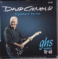 DAVID GILMOUR Signature String ST Set BOOMERS 10-48 GB-DGF / GHS  620円
