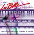 La Bella VSE946 1600円(税込)  09-46 VAPOR SHIELD Light ラベラ エレキギター弦