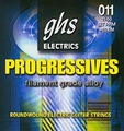 GHS Progressives 11-50 PRM011 MEDIUM ガス 680円