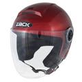 TNK ZR-20 ジェットヘルメット C.RED FREE(58-59cm)