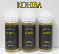 KOHIBA eLiquid 120ml