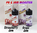 Jam Monster eLiquid 100ml