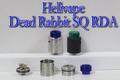 Hellvape Dead Rabbit 【SQ】 RDA BF対応 22mm
