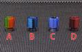 510サイズ Full Resin DripTip