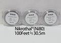 Demon Killer Nikrothal(Ni80) Wire 22Ga〜26Ga 100Feet