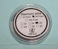 Ehpro グレード1 Titunium ワイヤー 26ゲージ 30フィート