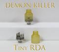 Demon Killer Tiny RDA BF対応 14mm