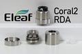 Eleaf Coral 2 RDA BF対応 24mm
