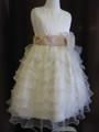 ◆送料お得プラン商品◆(G-110-45)お姫様ドレス110cm