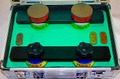 スピードスケートブレード研磨用 焼結ダイヤ砥石Mach3本セット 0,2,4  (税抜き72000円 税7200円)