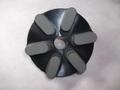 5インチ(125ミリ)#1000 S5 石材用レジンダイヤモンド研磨盤 (税抜き11000円 税1100円)