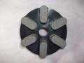 5インチ(125ミリ)#500 S5 石材用レジンダイヤモンド研磨盤 (税抜き11000円 税1100円)