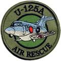航空総隊航空救難団 U-125A 救難機 クルーパッチ