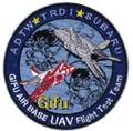 飛行開発実験団無人ジェット機 UAV パッチ
