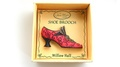 AMELIA VSB05 靴ブローチ:SHOE BROOCH Jane Asher Willow Hall