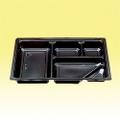 紙BOX90-60A 中仕切 黒[5仕切]