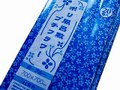 風呂敷プチフラワ-ポリ 03*700 ブル-