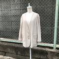 MSARR linen beige light jacket
