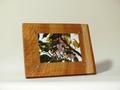 天然木フォトフレーム L版サイズ No.6 ケンポナシの木製写真立て