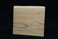 筆文字で書いた天然木サンクスボードNo.11 欅の天然木