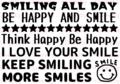 smile words A5サイズ