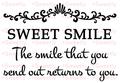 SWEET SMILE A5サイズ