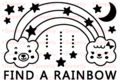 FIND A RAINBOW A6サイズ