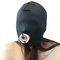 シリコンリング付ストレッチマスク