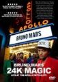 Bruno Mars(ブルーノ・マーズ)■24K Magic Live At The Apollo with Clips