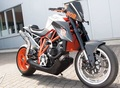 KTM 1290 Superduke カーボンベリーパン