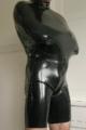 ラテックス製/男性用■ボンデージ・スーツ
