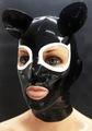 ラテックス製マスク■キャットマスク1