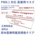 医療用欧米規格マスク(ピンク)40箱